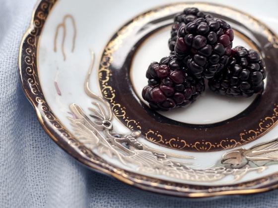 Blackberry Buttermilk Muffins 2