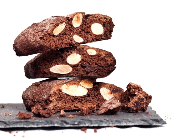 Double Chocolate Almond Biscotti 2