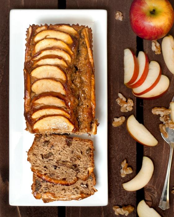 Apple & Walnut Tea Loaf 178