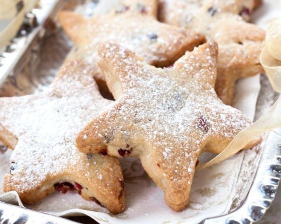 Cranberry & Macadamia Biscuits 2