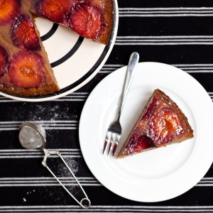 Plum & Ginger Cake (2)