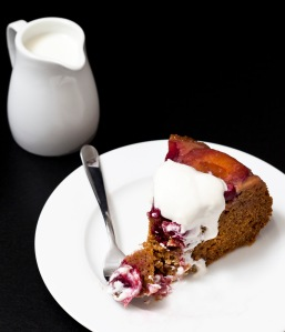 Plum & Ginger Cake (4)
