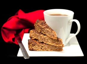 Milk Chocolate, Coconut & Cayenne Flapjacks 3