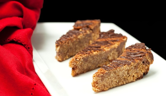 Milk Chocolate, Coconut & Cayenne Flapjacks 4